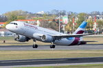 D-AEWA Eurowings Airbus A320-214(WL)   gestartet in Tegel am 20.04.2016