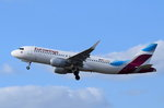 D-AEWA Eurowings Airbus A320-214(WL)   am 20.04.2016 in Tegel gestartet