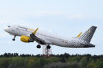 EC-MAN Vueling Airbus A320-214(WL)  in Tegel gestartet am 04.05.2016