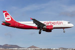 Air Berlin, HB-JOZ, Airbus, A320-214, 17.04.2016, ACE, Arrecife, Spain