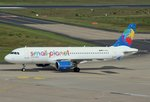 Small Planet Airlines Germany, D-ASPG, (c/n 2529),Airbus A 320-214, 11.06.2016, CGN-EDDK, Köln-Bonn, Germany (ex.NIKI,OE-LEA)