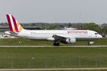 Germanwings, D-AIQL, Airbus, A320-211, 11.05.2016, STR, Stuttgart, Germany