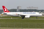 Turkish Airlines, TC-JPD, Airbus, A320-232, 11.05.2016, STR, Stuttgart, Germany