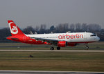 Air Berlin, Airbus A 320-214, D-ABNI, DUS, 10.03.2016