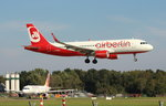 Air Berlin, D-ABNX,(c/n 6927),Airbus A 320-214 (SL),25.09.2016,HAM-EDDH, Hamburg, Germany