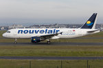 Nouvelair, TS-INQ, Airbus, A320-214, 21.05.2016, FRA, Frankfurt, Germany