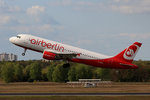 Air Berlin, Airbus A 320-214, D-ABNH, TXL, 04.05.2016
