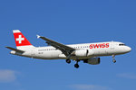 SWISS International Air Lines, HB-IJF, Airbus A320-214,  Regensdorf , 29.September 2016, ZRH Zürich, Switzerland.