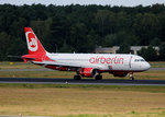 Air Berlin, Airbus A 320-216, D-ABZK, TXL, 20.07.2016