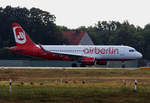 Air Berlin, Airbus A 320-214, D-ABNQ, TXL, 23.09.2016