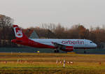 Air Berlin, Airbus A 320-214, D-ABFA, TXL, 27.11.2016