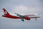 Air Berlin, D-ABZC, Airbus A320-216, 17.Januar 2017, ZRH Zürich, Switzerland.