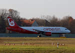 Air Berlin, Airbus A 320-214, D-ABNU, TXL, 27.11.2016