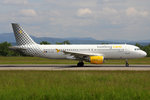 Vueling Airlines, EC-LML, Airbus A320-216, 18.Mai 2016, BSL Basel, Switzerland.