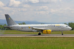 Vueling Airlines, EC-LQJ,Airbus A320-232, 18.Mai 2016, BSL Basel, Switzerland.