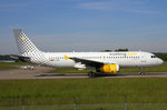 Vueling Airlines, EC-LRY, Airbus A320-232, 18.Mai 2016, BSL Basel, Switzerland.