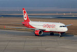 Air Berlin, Airbus A 320-216, D-ABZF, TXL, 08.03.2016