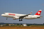 SWISS International Air Lines, HB-JLT, Airbus A320-214 SL,  Grenchen , 09.Juli 2016, ZRH Zürich, Switzerland.