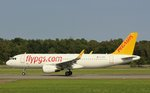 Pegasus Airlines, TC-DCM, (c/n 7200),Airbus A 320-214 (SL), 27.08.2016, HAM-EDDH, Hamburg, Germany (Delivered 21.06.2016)
