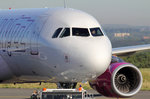 Push back Wizz Air HA-LWH in Dortmund 25.8.2016