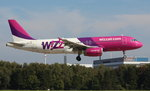 Wizzair Hungary, HA-LPL, (c/n 3166),Airbus A 320-232, 25.09.2016, HAM-EDDH, Hamburg, Germany