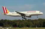 Germanwings, D-AIQF,(c/n 216),Airbus A 320-211, 25.09.2016, HAM-EDDH, Hamburg, Germany