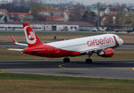 Air Berlin, Airbus A 320-214, D-ABNX, TXL, 10.04.2016
