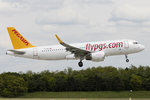 Pegasus Airlines, TC-DCI, Airbus, A320-216, 18.05.2016, BSL, Basel, Switzerland