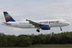 Small Planet Airlines, SP-HAB, Airbus, A320-232, 18.05.2016, BSL, Basel, Switzerland