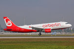 Air Berlin, D-ABFN, Airbus A320-214, 24.September 2016, MUC München, Germany.