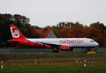 Air Berlin, Airbus A 320-216, D-ABZJ, TXL, 29.10.2016