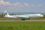 Germania, D-ASTW, Airbus A321-211,  8.Mai 2016, BSL Basel, Switzerland.