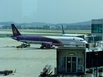 Cambodia Angkor Air, XU-350, Airbus A321, Seoul-Incheon Airport (INC), 16.5.2016