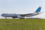 Kuwait Airways, 9K-APC, Airbus, A330-243, 07.05.2016, CDG, Paris, France