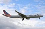 American Airlines, N273AY, Airbus A330-323X, 01.Juli 2016, LHR London Heathrow, United Kingdom.