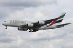 Emirates, A6-EOU, Airbus, A380-861, 21.05.2016, FRA, Frankfurt, Germany
