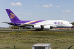 Thai Airways, HS-TUE, Airbus, A380-841, 05.05.2016, FRA, Frankfurt, Germany