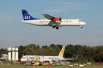 SAS Scandinavian Airlines, OY-JZV,(c/n 789),ATR 72-212 A, 25.09.2026, HAM-EDDH, Hamburg, Germany (Name: Gudlog Viking)