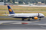 TF-FIN Icelandair Boeing 757-208(WL)  in Frankfurt zum Start am 01.08.2016