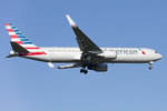 American Airlines, N350AN, Boeing, B767-323ER, 15.05.2016, MXP, Mailand, Italy