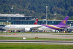 Thai Airways, HS-TKO, Boeing 777-3ALER, msn: 41524/1107, 26.September 2018, ZRH Zürich, Switzerland.