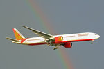 Air India, VT-ALR, Boeing 777-337ER, 01.Juli 2016, LHR London Heathrow, United Kingdom.
