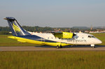 SkyWork Airlines, HB-AER, Dornier Do328-110, 18.Mai 2016, BSL Basel, Switzerland.